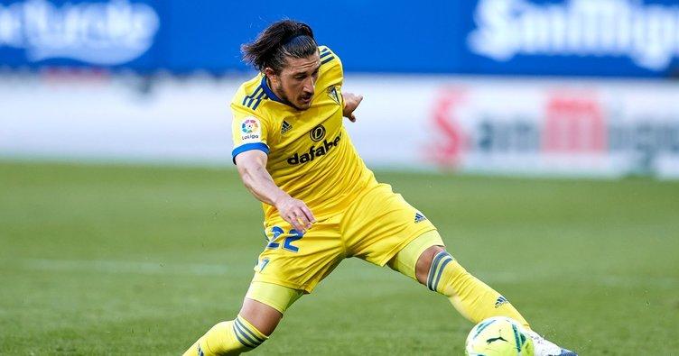 Trabzonspor'da sol beke Alfonso Espino geliyor