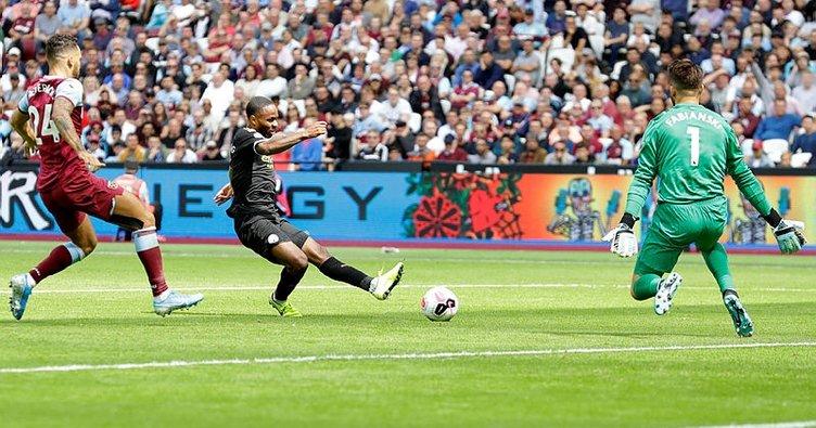 West Ham: 0 - Manchester City: 5