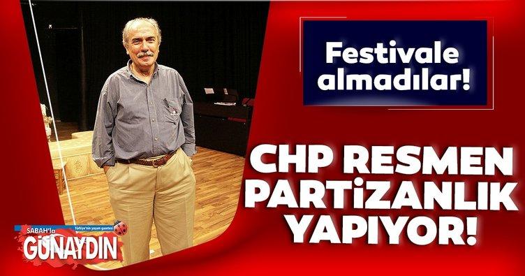 Hakan Altıner: CHP resmen partizanlık yapıyor