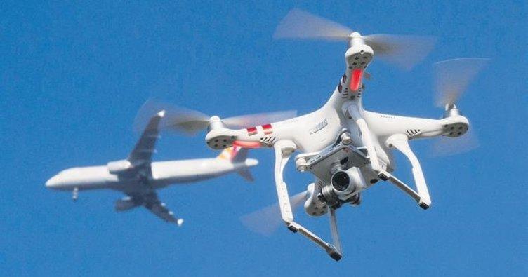 Hükümetten drone önlemi