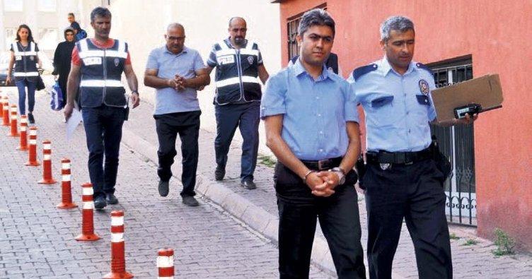 134 gözaltı 29 tutuklama