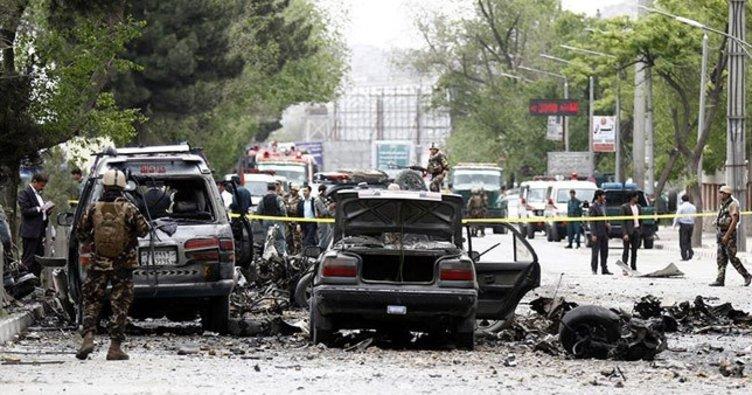 Afganistan'da uluslararası konvoya intihar saldırısı