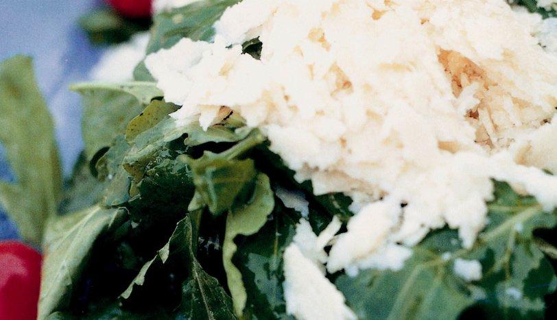 Parmesanlı Roka Salatası