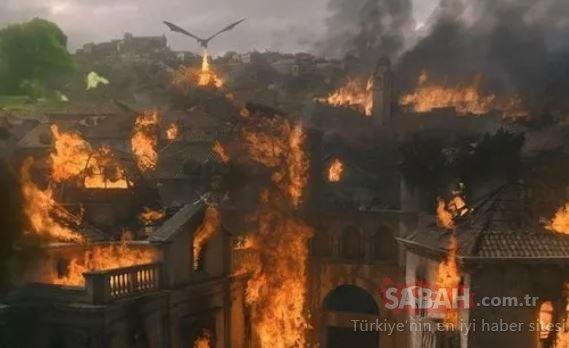 Game Of Thrones son bölümde neler oldu? Game Of Thrones 8. sezon 5. bölümde kimler öldü?