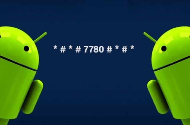 Android telefonların gizli kodları