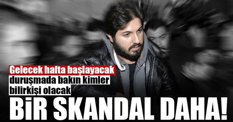Son dakika: Rıza Sarraf davasında bir skandal daha!