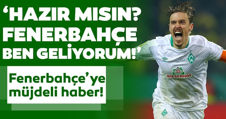 Fenerbahçe transfer haberleri: Max Kruse transferi bitti!