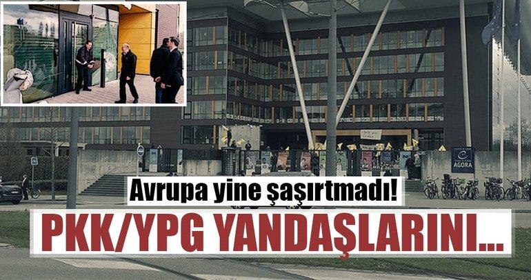 Avrupa Konseyi PYD/PKK terörünü görmedi