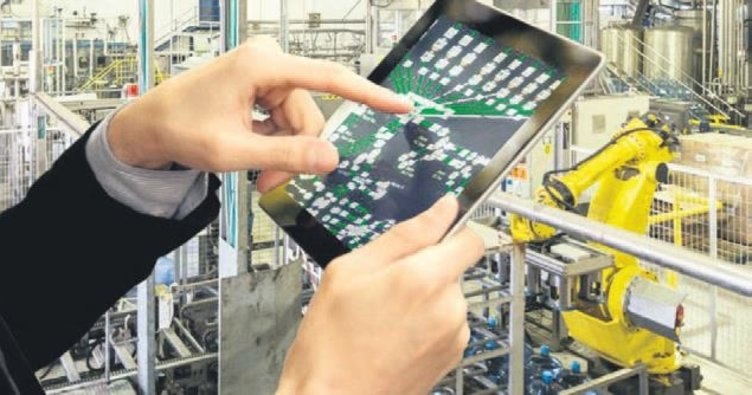 Sanayide yeni hedef Endüstri 4.0