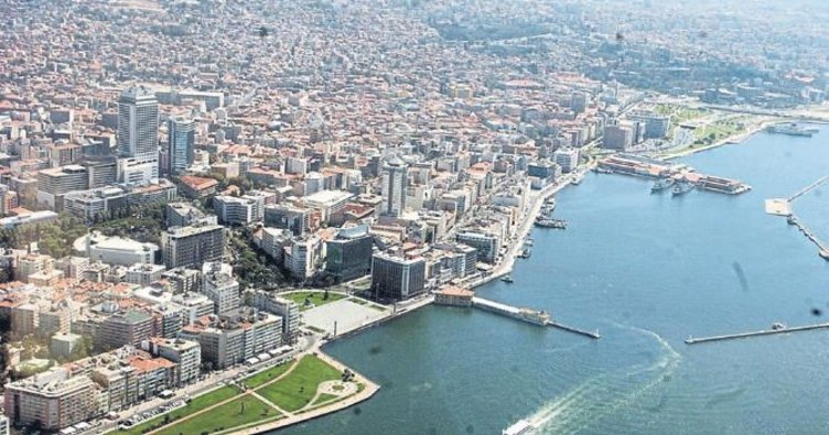 Döviz hamlesine İzmir'den destek