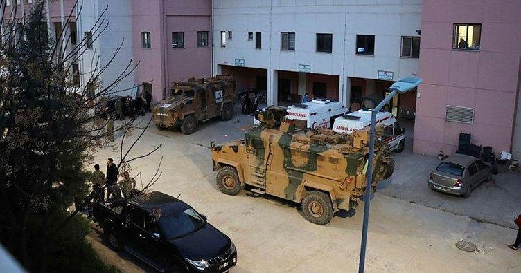 Zeytin Dalı Harekat bölgesinde şehit olan askerler için taziye mesajları
