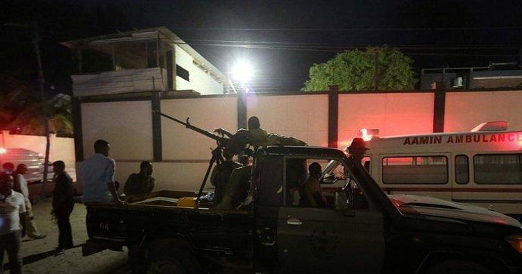 Somali'deki intihar saldırısı