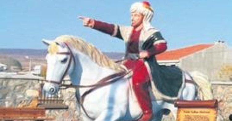 Türk Büyüğü, Halk ve Masal Kahramanları Parkı