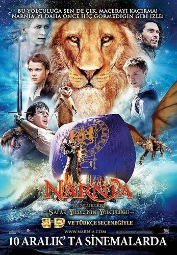 Narnia Günlükleri: Şafak Yıldızının Yolculuğu filminden kareler