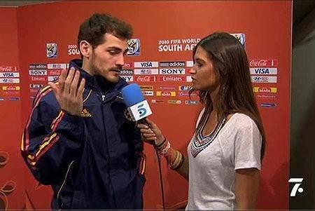 Iker Casillas'ın sevgilisi olmak!