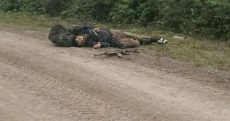 Liste tek tek temizleniyor! Cesedine ulaşılan o PKK'lı gri listedeydi