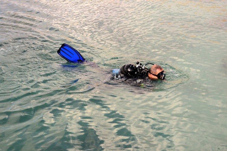 Van Gölü'nün derinliklerindeki gizemi araştırıyor