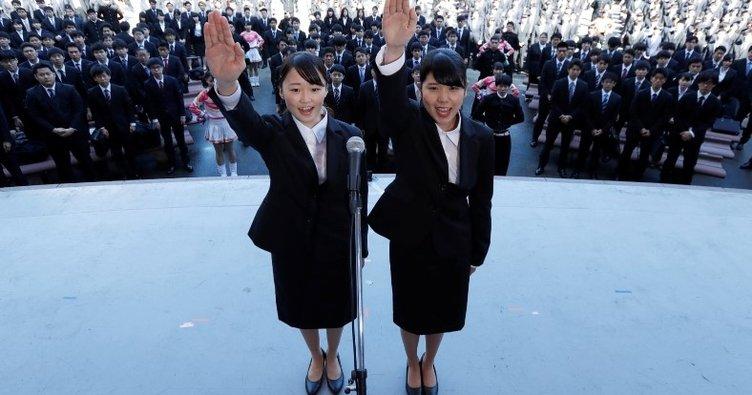 Japonya'da iktidar partiden kadınlara skandal muamele! 'Ses çıkarmasınlar'