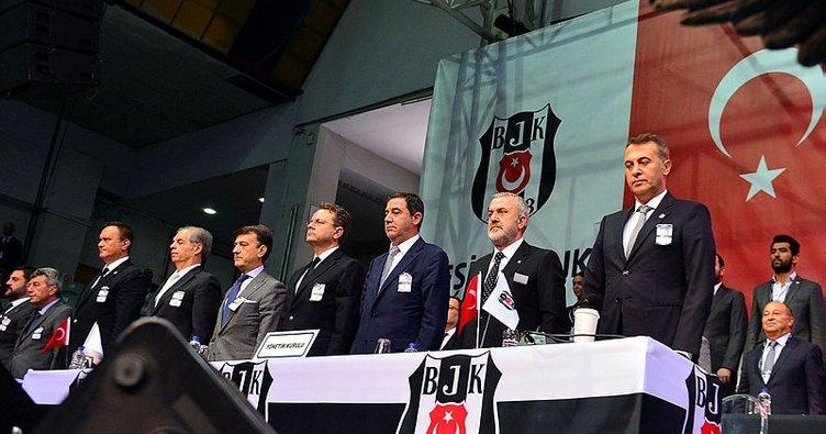Beşiktaş'ta kritik tüzük değişikliği kabul edildi