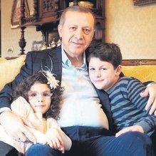 Erdoğan'ın 7'nci torun sevinci