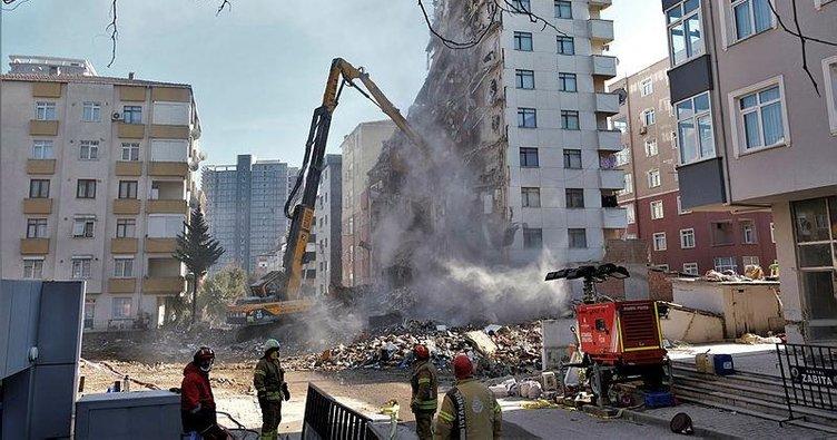 Riskli binalar bir bir yıkılacak