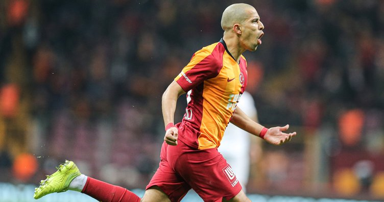 Sofiane Feghouli, Didier Drogba'yı geride bıraktı