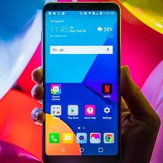LG G6 için Android 8.0 Oreo çıkış tarihi
