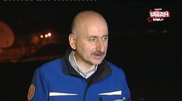 Son dakika! Türksat 5A'dan ilk sinyal alındı   Video