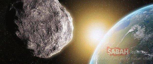 NASA, Dünya'ya çarpma riski bulunan asteroide kondu