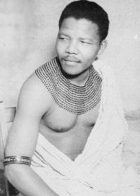 Afrika'nın kurtarıcısı: Nelson Mandela