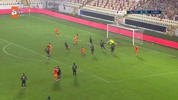 Yeni Malatyaspor 7-8 Galatasaray | ÖZET