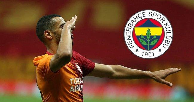 Belhanda Fenerbahçe'ye teklif edildi! Transfer görüşmesi...