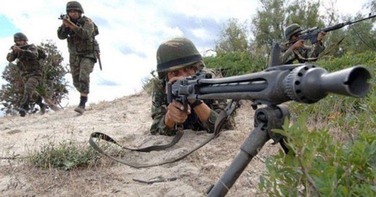 MSB: Irak'ın kuzeyinde 2 terörist etkisiz