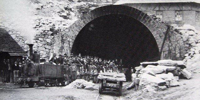 İsviçre Tünel'inde sona gelindi!