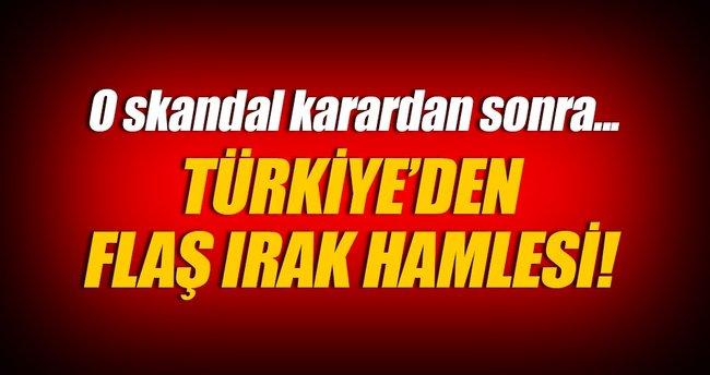 Irak'ın Ankara Büyükelçisi Dışişleri Bakanlığına çağrıldı