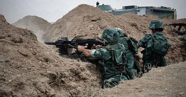 Son dakika: Ermenistan'a büyük bozgun! Kritik noktalardan çekildiler, çatışmalar oralarda sürüyor...