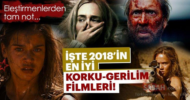 İşte 2018'in en iyi korku filmleri!