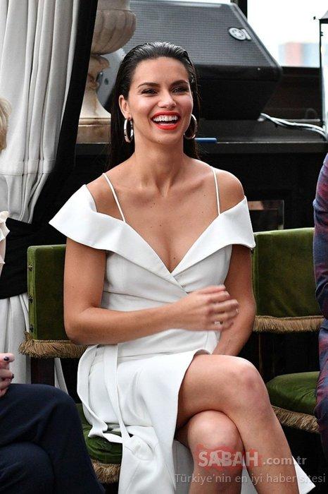 Adriana Lima şaşırtmaya devam ediyor! Adriana Lima yeni sevgilisiyle...