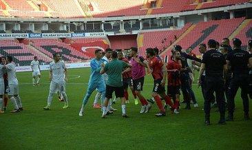 Bitime 4 hafta kala Eskişehirspor düştü