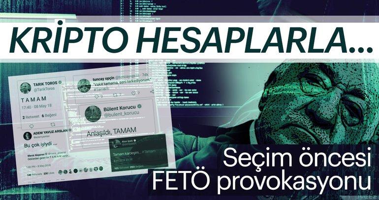 FETÖ, kripto hesaplarla seçimi etkilemeye çalışıyor