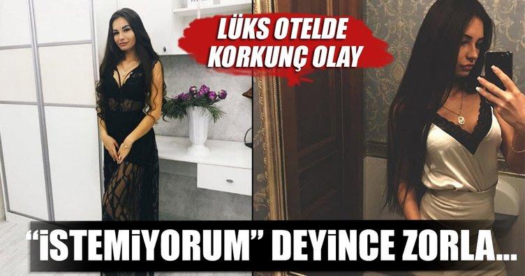 Rus model Ekaterine Stetsyuk iş adamını reddetti! Sonrası ise dehşet...