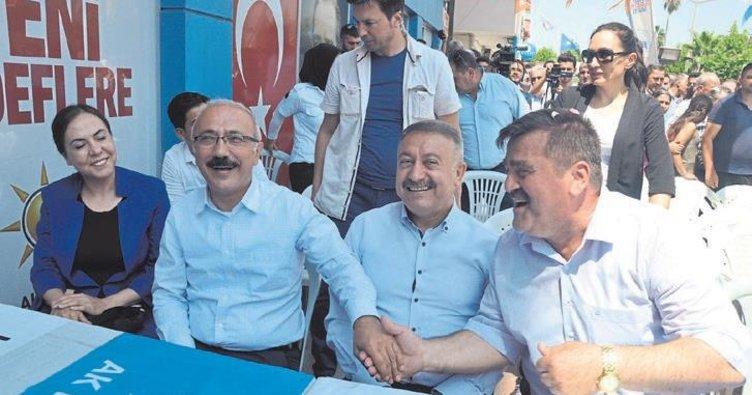 Mersin ve Tarsus cazibe merkezi olacak