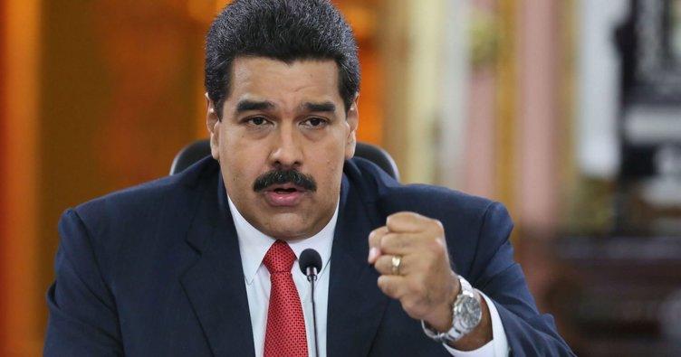 Maduro'dan Donald Trump'a çağrı