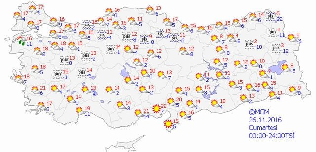 Türkiye'de hayatın rengi değişiyor