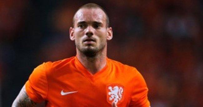Ve Sneijder golü hatırladı