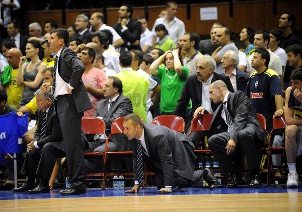 Fenerbahçe Ülker - Efes Pilsen