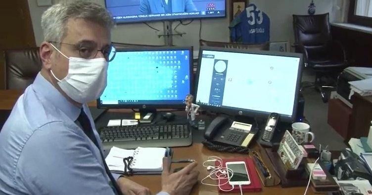 Koronavirüs aşı randevusu nasıl alınır? İstanbul İl Sağlık Müdürü Prof. Dr. Kemal Memişoğlu'dan videolu yanıt