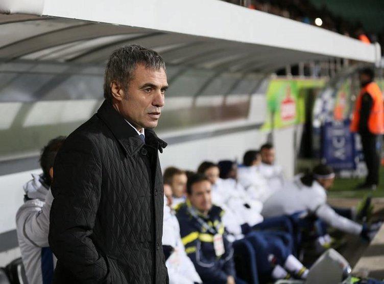 Çaykur Rizespor - Fenerbahçe maçından kareler