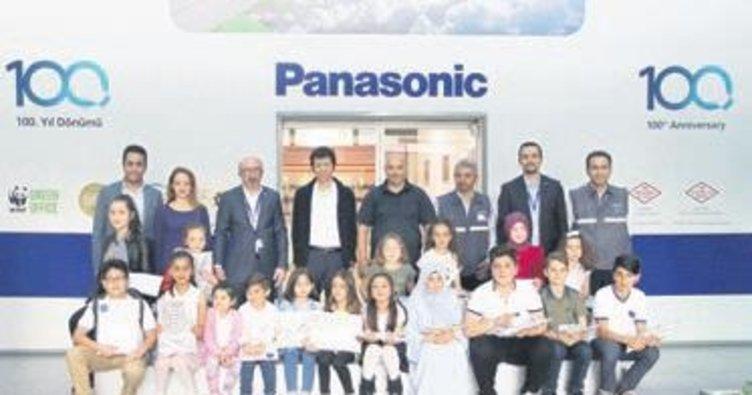 Panasonic iş sağlığı için 4. kez yarıştırdı