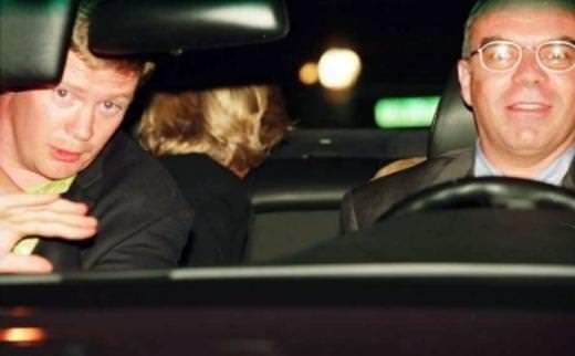Diana'nın ölümüyle ilgili şok fotoğraf